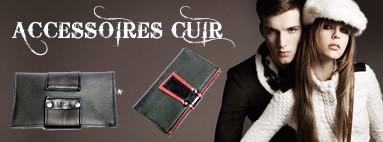 Maroquinerie, portefeuille cuir porte monnaie cuir création en cuir, créateur d'articles en cuir fab